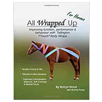 All Wrapped Up For Horses book by Robyn Hood with Mandy Pretty
