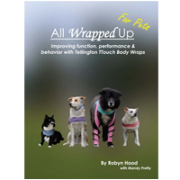 All Wrapped Up For Pets, book by Robyn Hood with Mandy Pretty