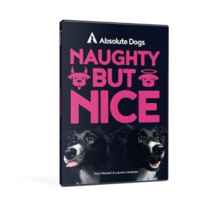 Naughty But nice For Dogs DVD