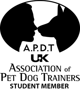 Student member of the Association of Pet Dog Trainers