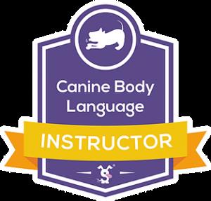 Canine Body Language Instructor