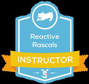 Reactive Rascals Instructor