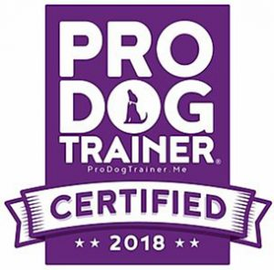 Certified Pro Dog Trainers