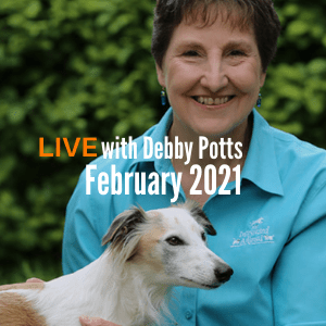 Interactive and Online Tellington TTouch for Dogs Level 1 with Debby Potts – February 2021
