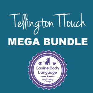 Canine Body Language and Tellington TTouch® mega bundle