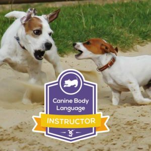 Livestream and Online Canine Body Language Instructor Course with Alex Wilson December 5th