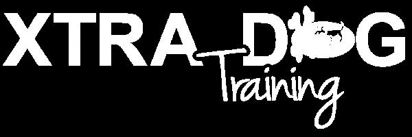 Xtra Dog Training Logo Whitecropped